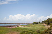Golf course in the Algarve