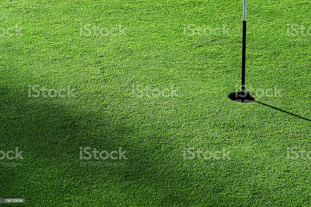 Golf Cup royalty-free stock photo