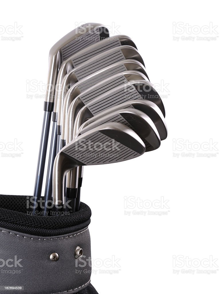 Golf Equipment  - XLarge royalty-free stock photo