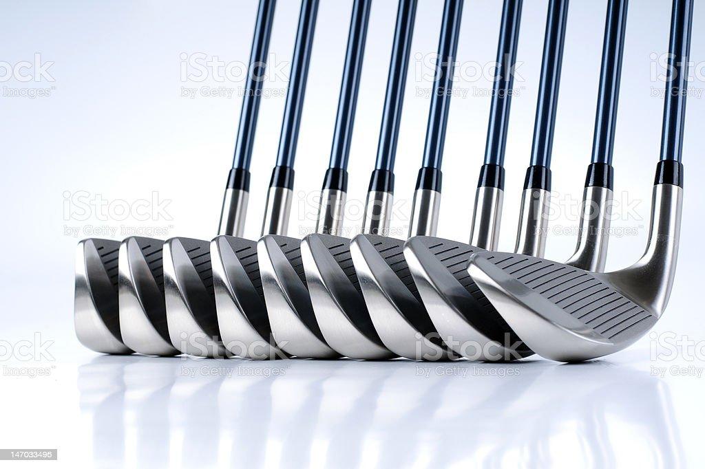 Golf Equipments royalty-free stock photo