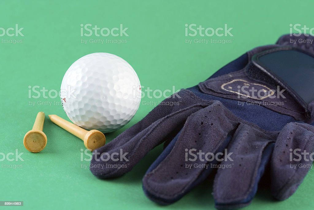 Golf Game stock photo