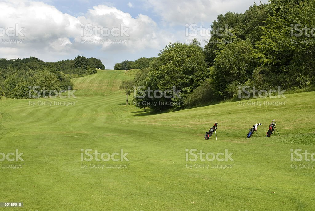 Da Golf foto stock royalty-free