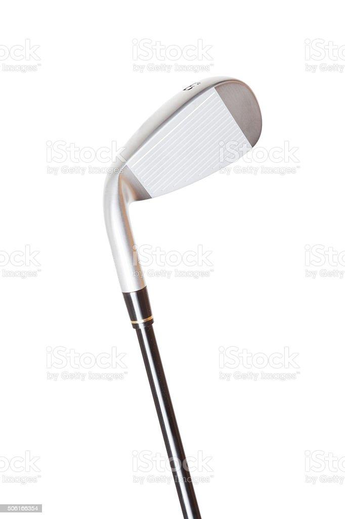 Golf stick stock photo