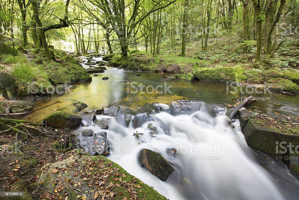 Golith Falls stock photo