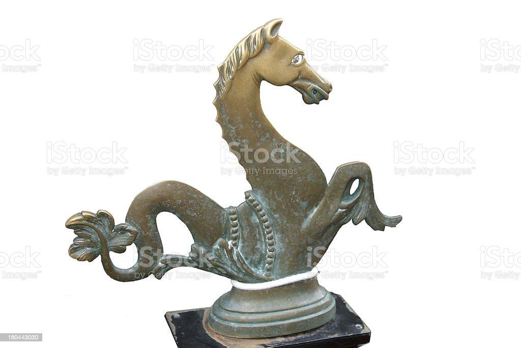 Gondola Horse stock photo