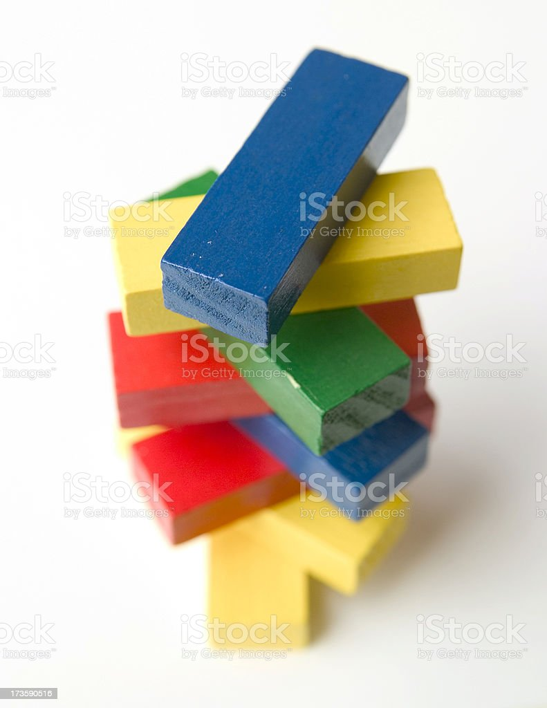 good balance stock photo