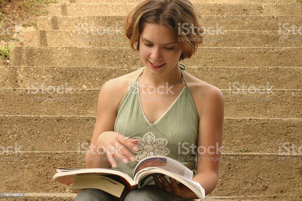 Good Book royalty-free stock photo
