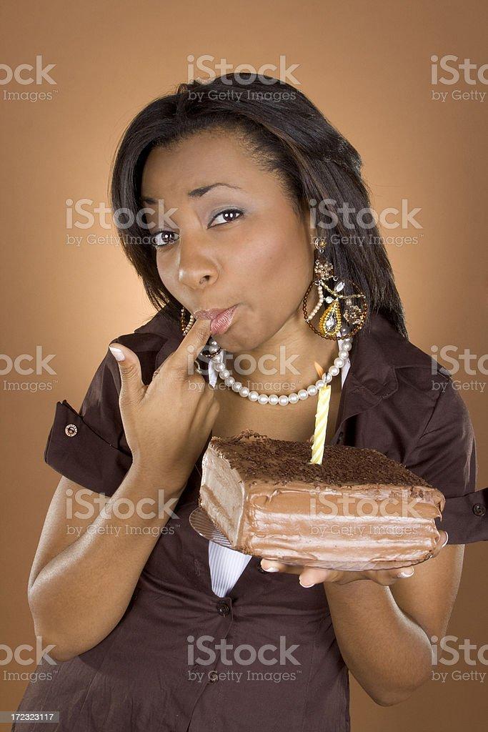 Good Cake royalty-free stock photo