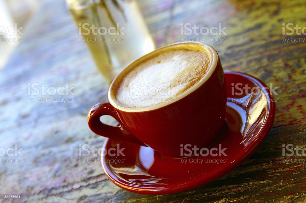 Good coffee royalty-free stock photo