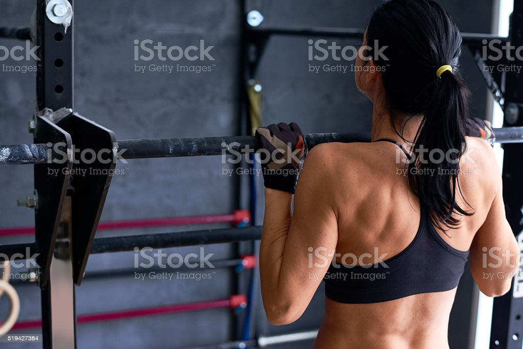 Good day for training stock photo