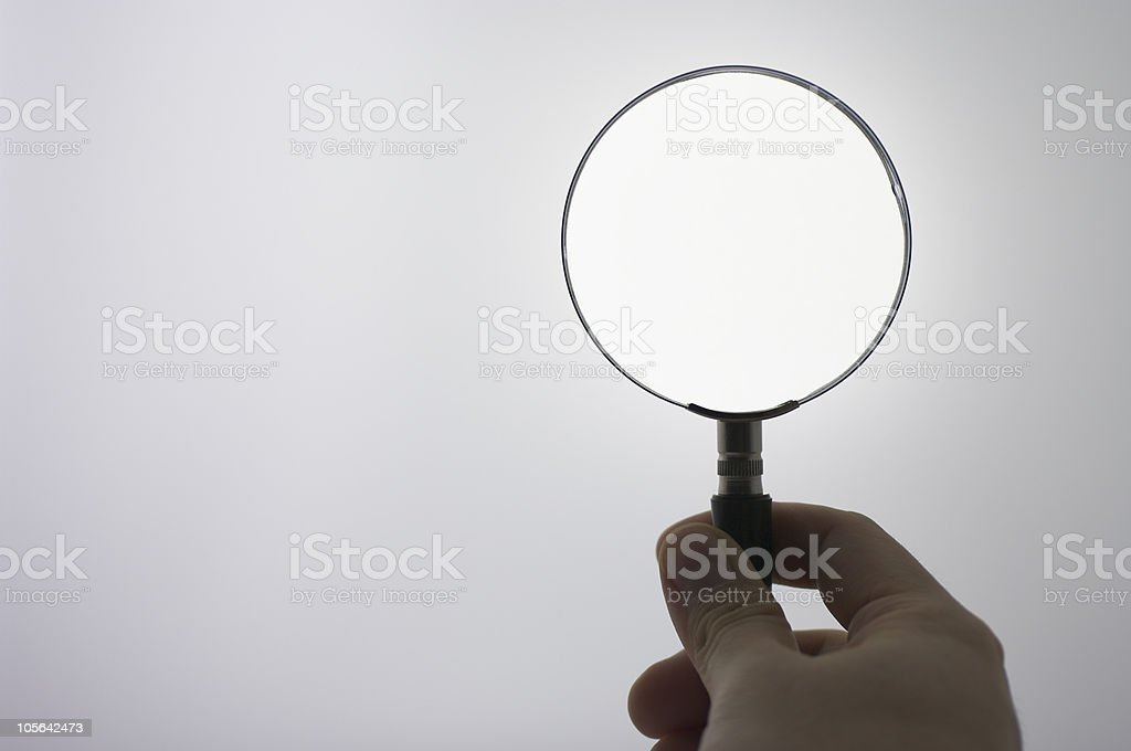 Good detection royalty-free stock photo