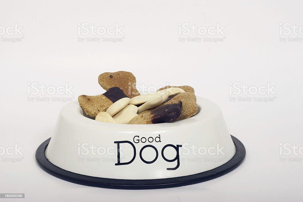 Good Dog stock photo