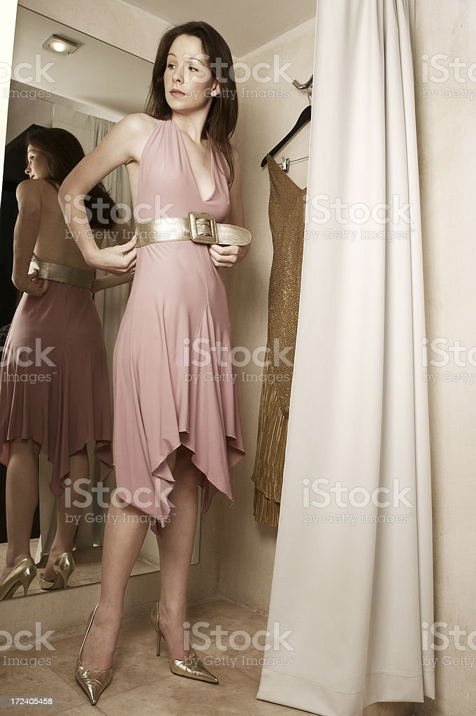 Good Fit royalty-free stock photo