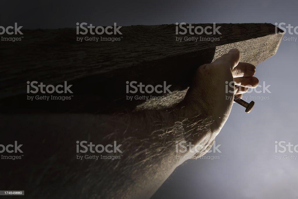 Good Friday Crucifixion Photographie Illustration photo libre de droits