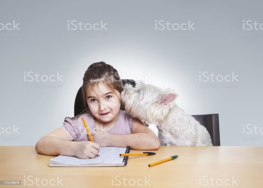 Good friends royalty-free stock photo