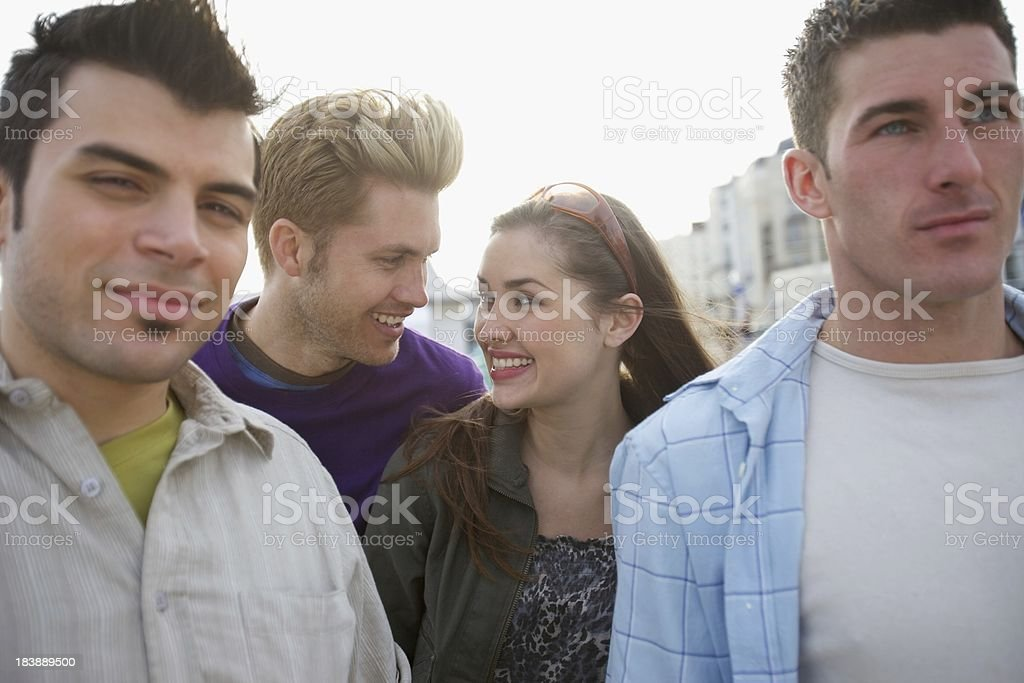 Good Friends... royalty-free stock photo