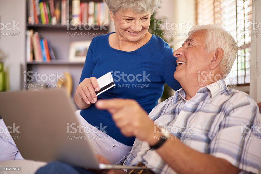 Good Internet is very helpful in everyday life stock photo