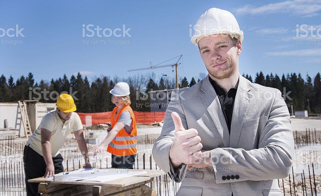 Good job royalty-free stock photo