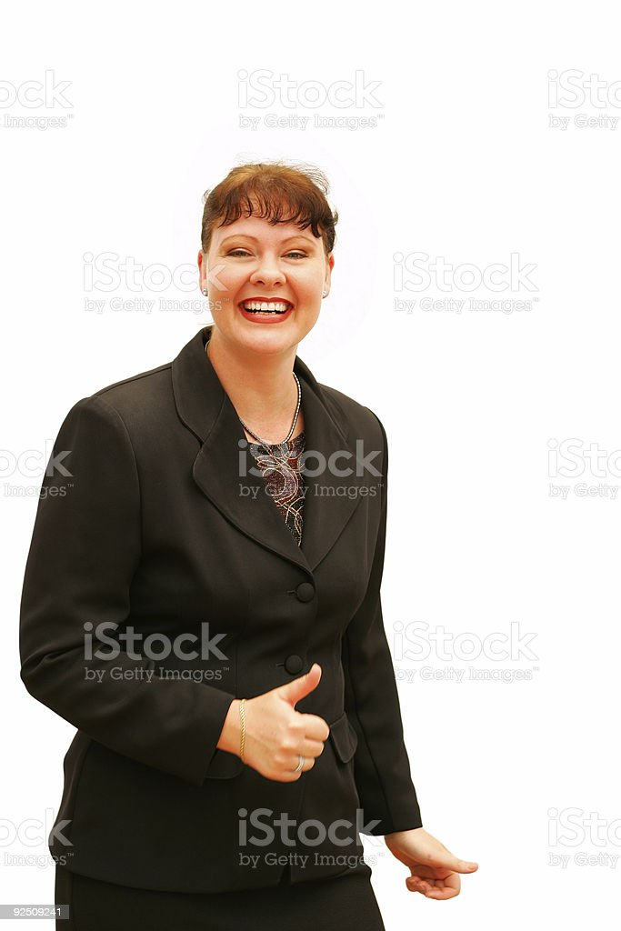 Good Job stock photo
