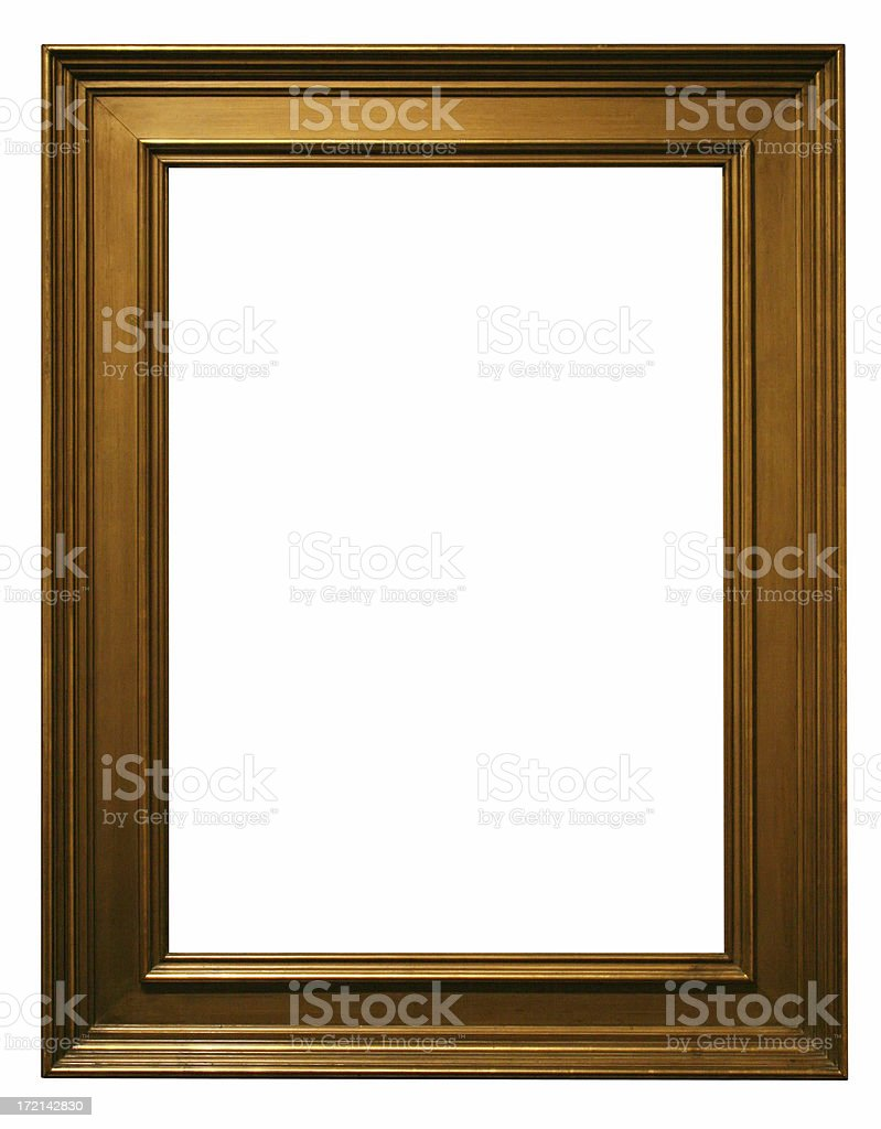Good looking frame to use in your design royalty-free stock photo