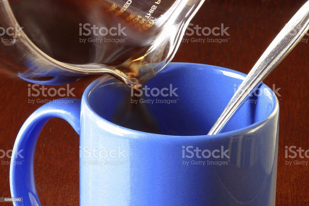 Good morning coffe. Beginnings stock photo