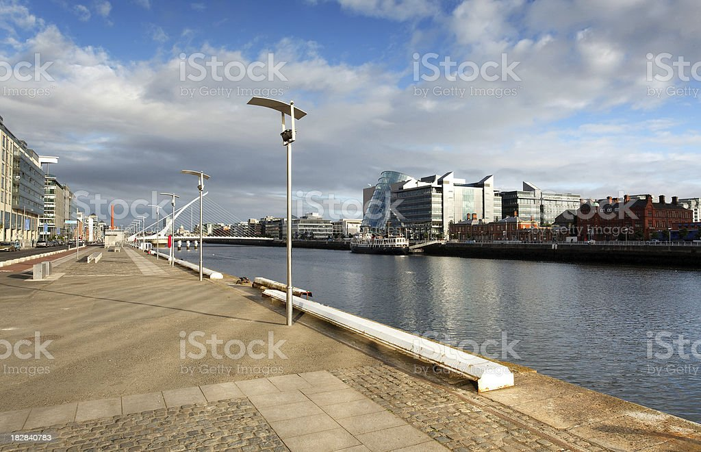 good morning Dublin royalty-free stock photo