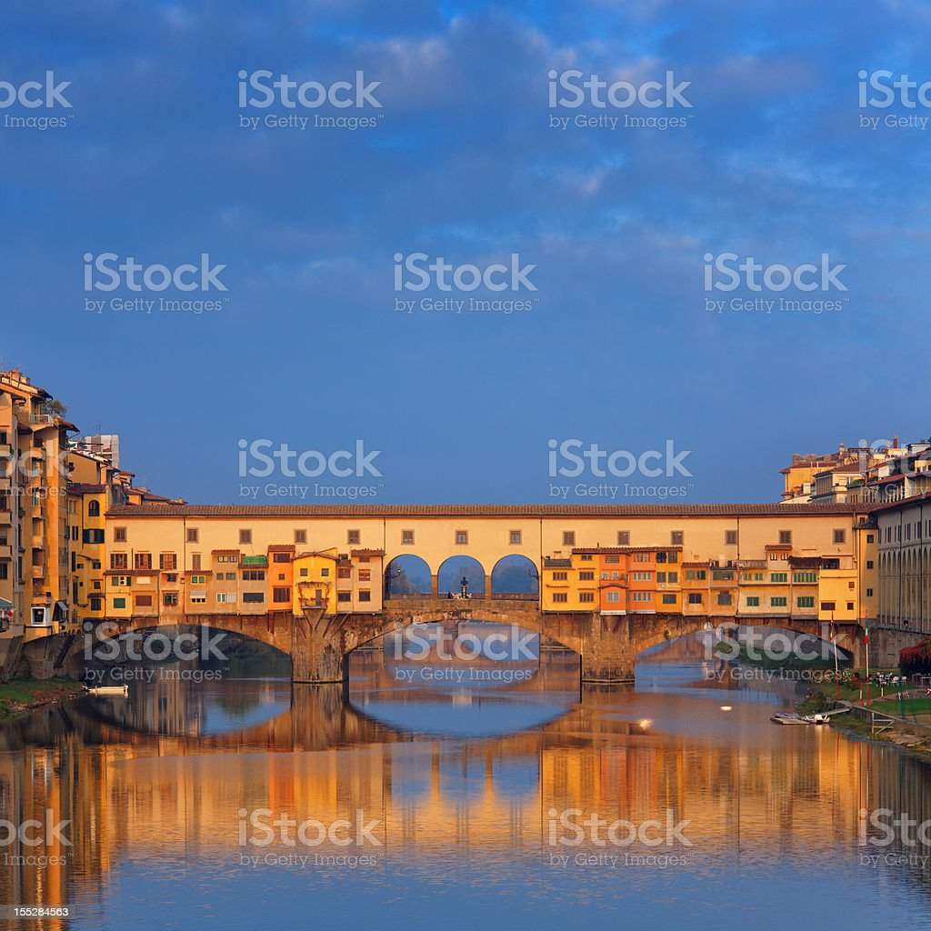 Good morning Florence! royalty-free stock photo