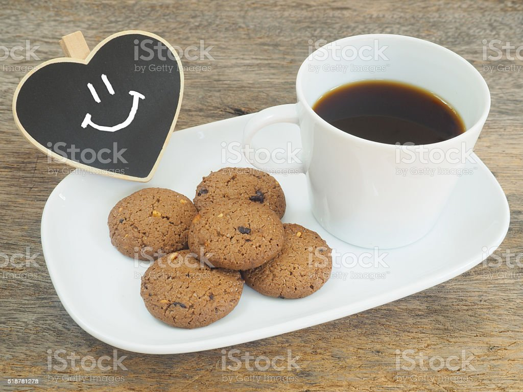 Good morning or Have a nice day concept. stock photo