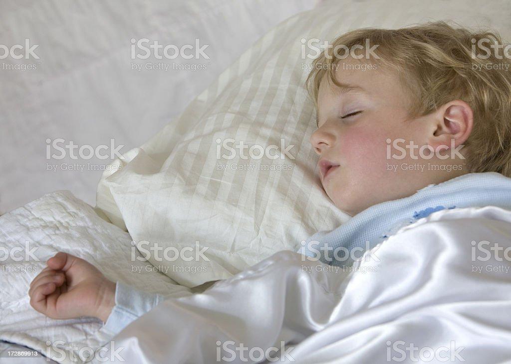 Good Night Angel stock photo