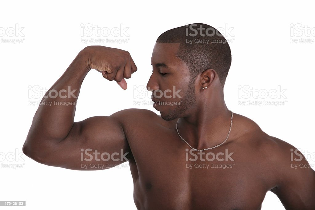 Good Physique stock photo