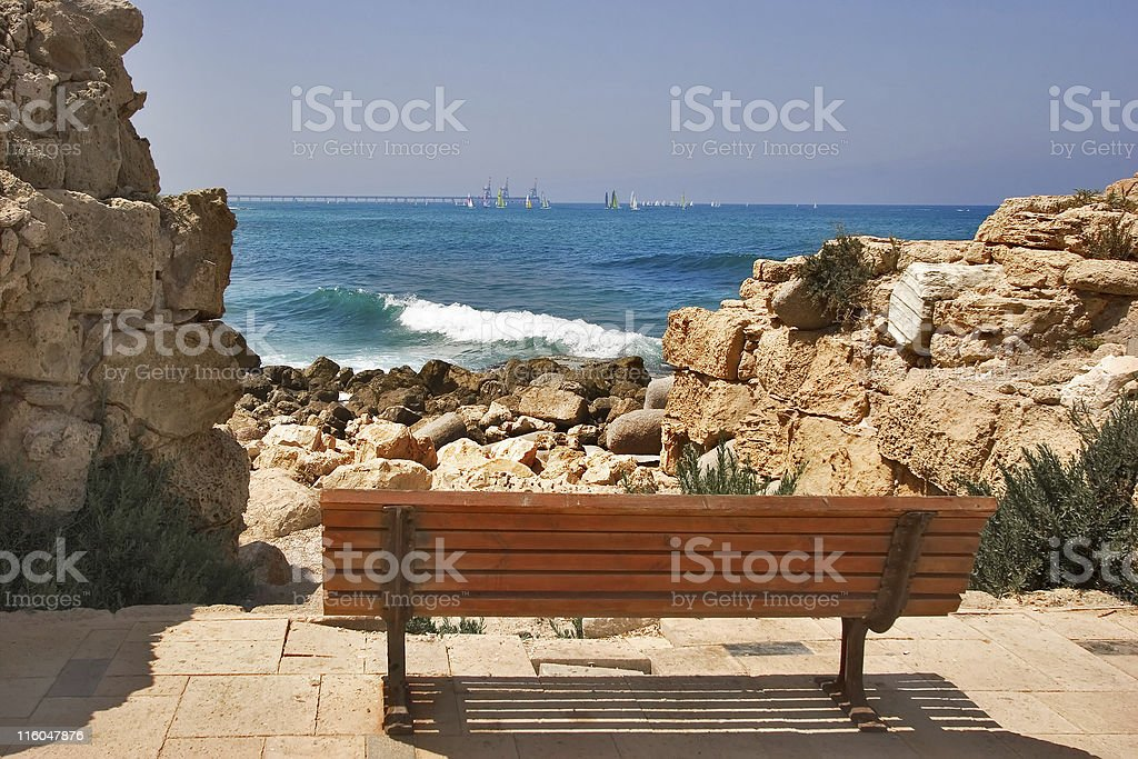 Good place. royalty-free stock photo