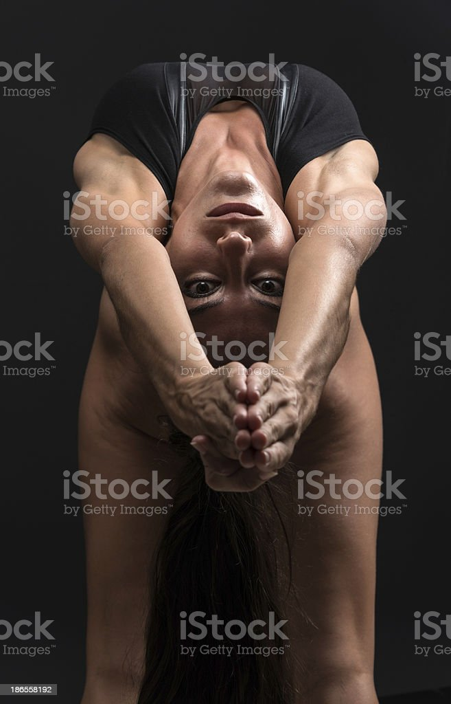 Good Posture stock photo