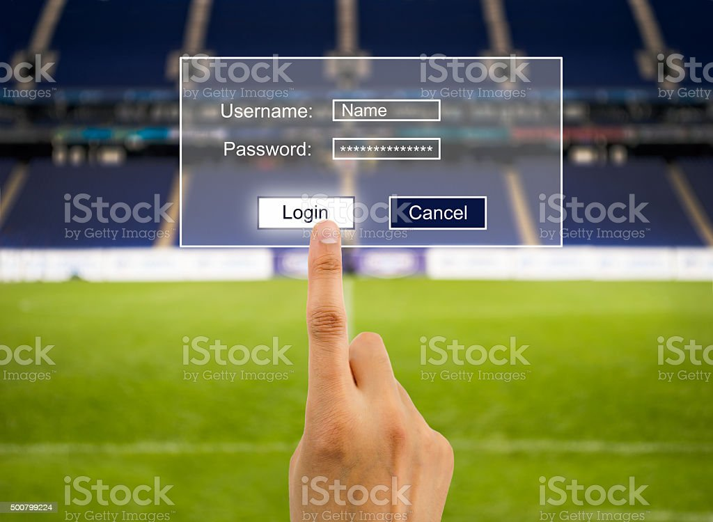 good security to bet stock photo