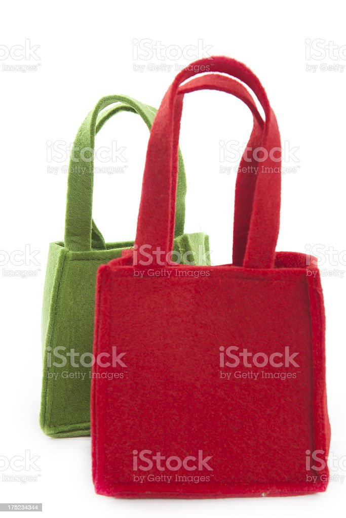 goodie bags royalty-free stock photo