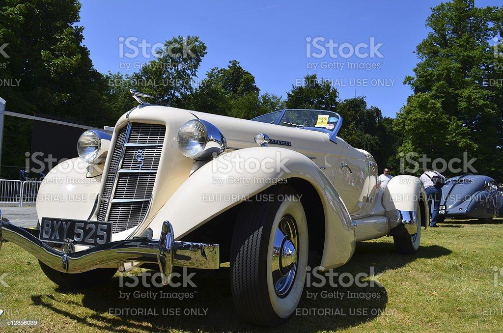 Goodwood Festival of Speed. stock photo