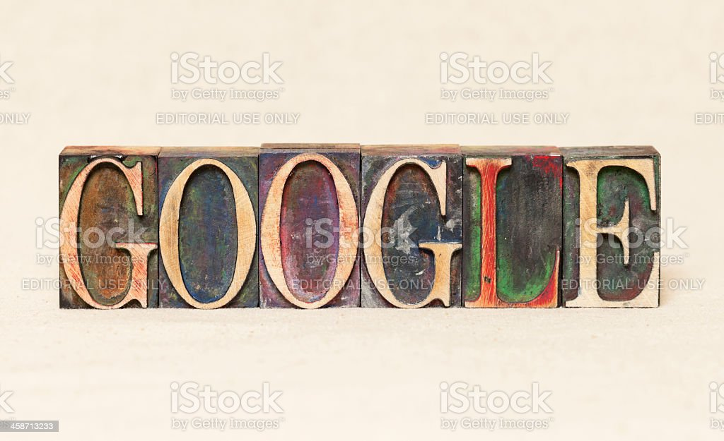Google royalty-free stock photo