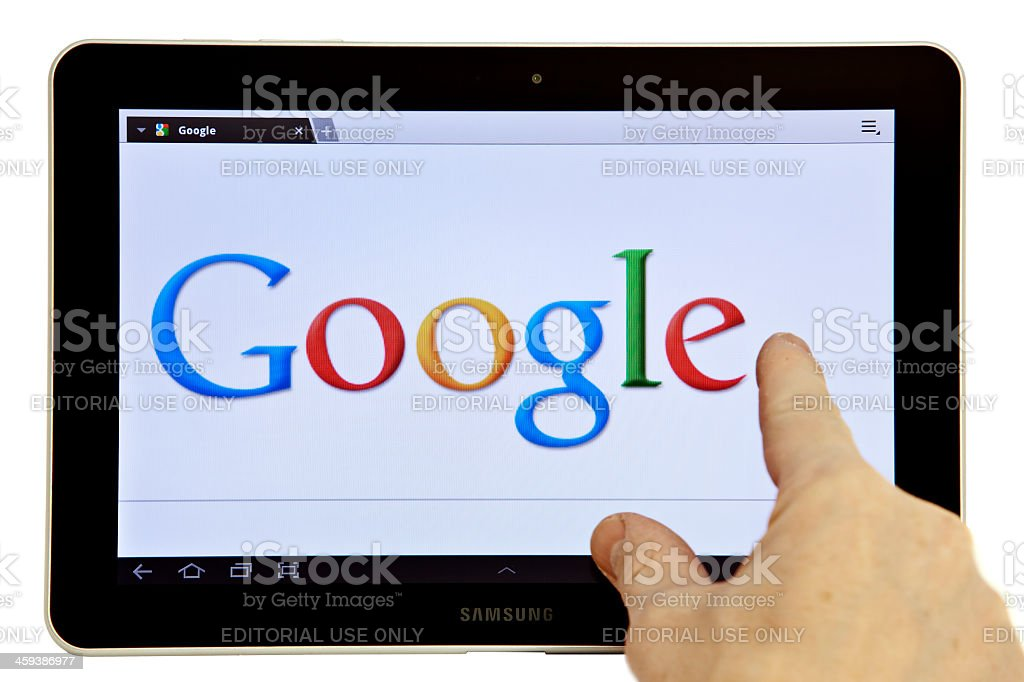 Google royalty-free stock photo