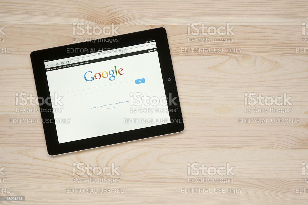 Google search royalty-free stock photo