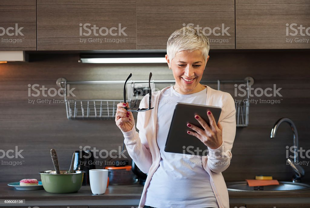 Gooood recipe! stock photo