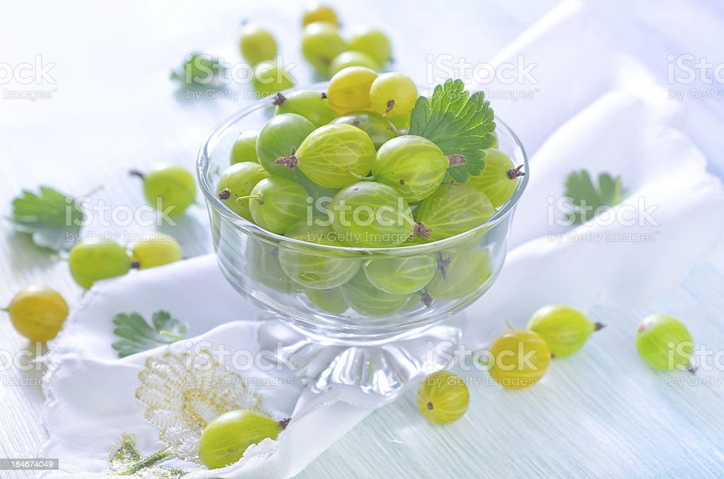 gooseberry royalty-free stock photo