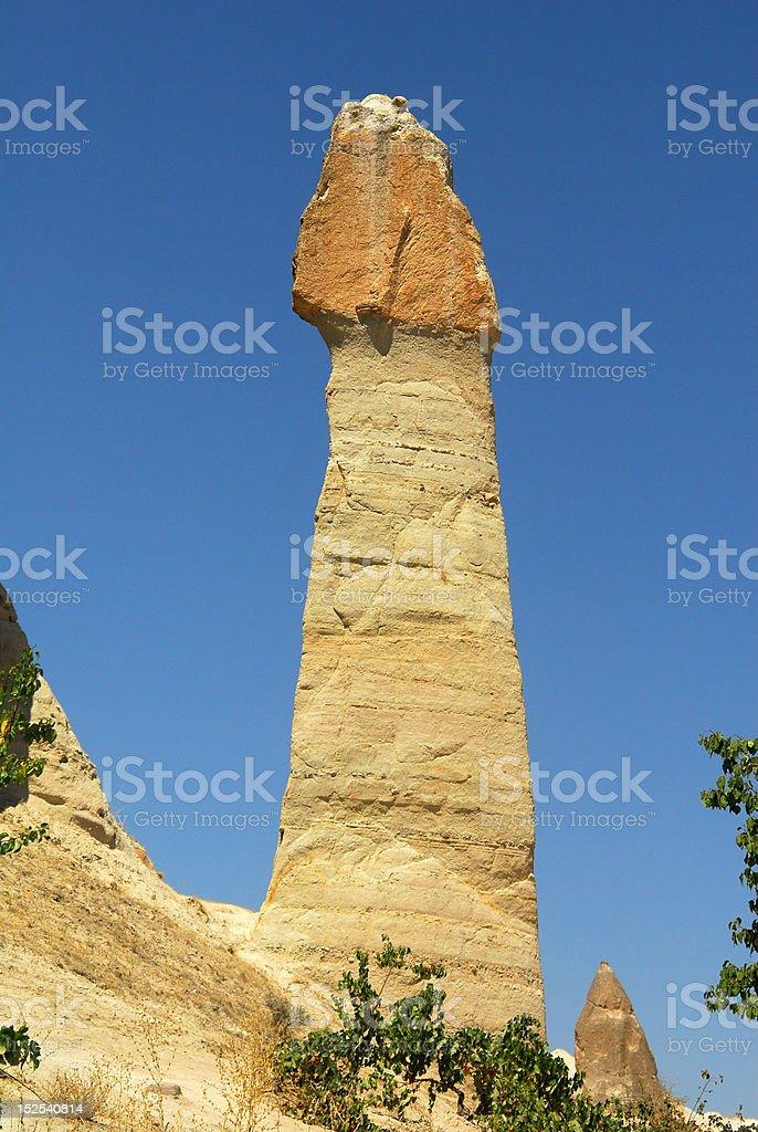 Goreme National Park stock photo
