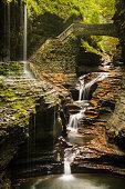XXXL: Gorge trail through Watkins Glen State Park