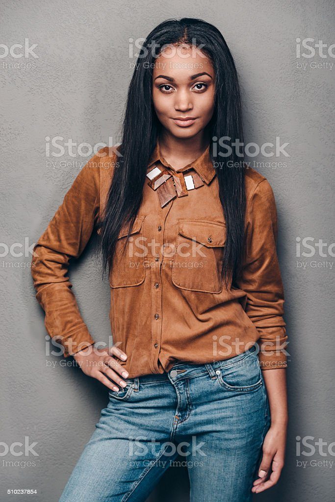 Gorgeous and beautiful. stock photo