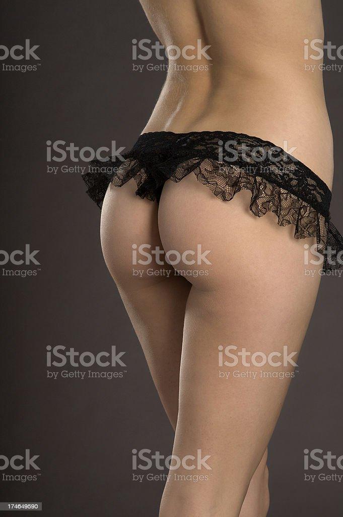 Gorgeous Butt royalty-free stock photo