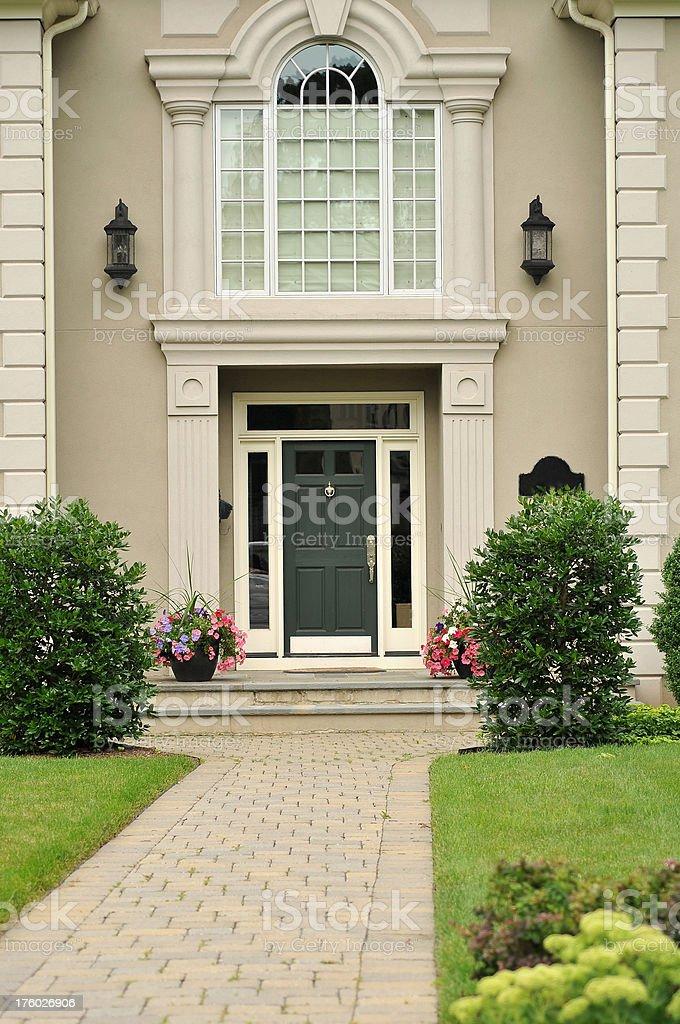 Gorgeous Home royalty-free stock photo