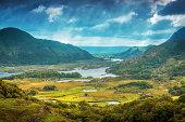 Gorgeous landscape in Ireland