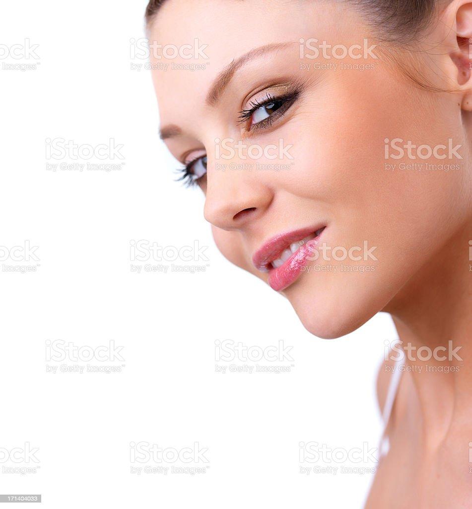 Gorgeous portrait royalty-free stock photo