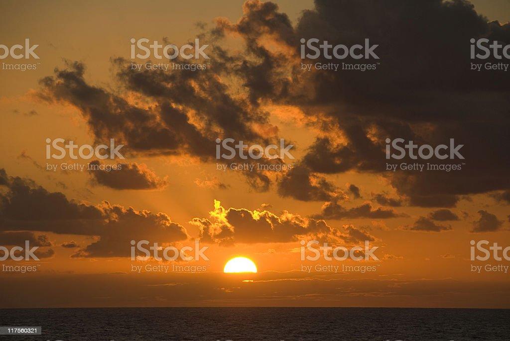 Gorgeous Sunset, stock photo