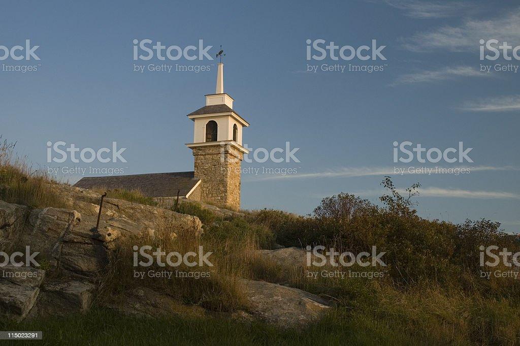 Gosport Chapel stock photo