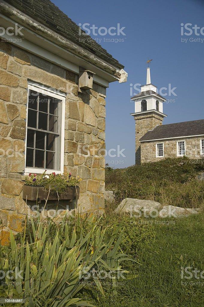 Gosport Church stock photo